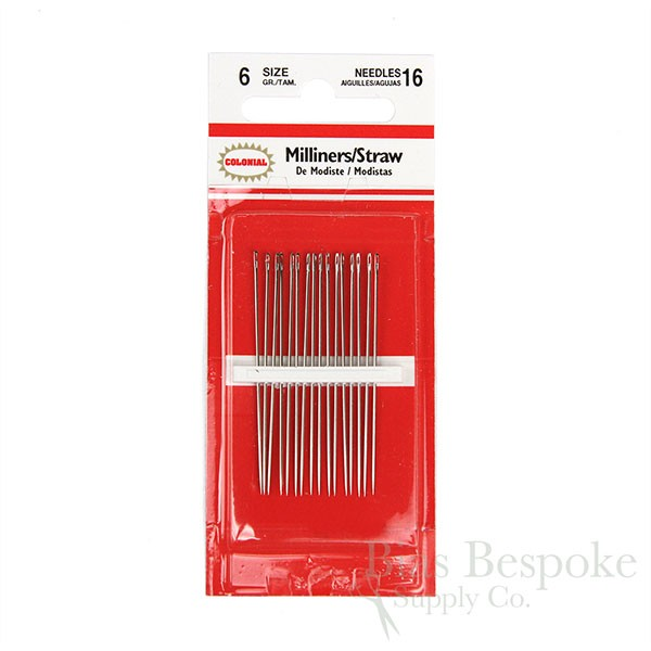 Best Home Hand Needle Assortment 25 Needles Colonial