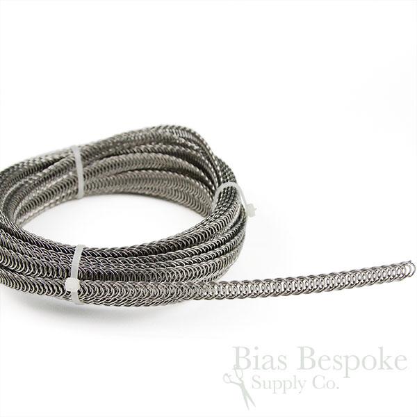 Set of 24 End caps for Spiral Steel Corset Boning