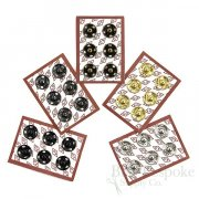 Sew On Metal Snaps, Size 3 (14mm)