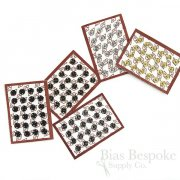Sew On Metal Snaps, Size 4/0 (6mm)