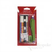 Signet Duo Textile Marker Kit, Made in Germany
