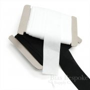 "100% Cotton 2"" Flat Bias Tape, Made in Italy"