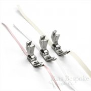 Hinged Trim Feet for Industrial Sewing Machines, in 3 Widths