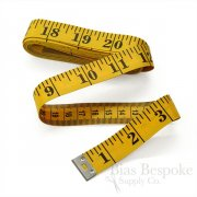 "Extra Long (120"") Yellow Measuring Tape"