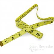 "Lemon Yellow 60"" Measuring Tape"