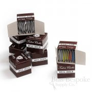 White and Colorful Royal Tailor's Chalk, 10 Chalks per Box