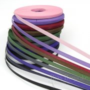 "1/2"" Wide Colorful & Transparent Rigilene Sew-Through Polyester Boning"