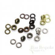 SHAY #00 Grommets (Hole Size 4.8mm), For Bevy Pliers