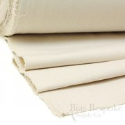 "Natural Cotton Canvas Drill Fabric, 63"" Wide"