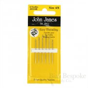 John James Easy Threading Sharps Hand-Sewing Needles