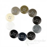 DEQUAN Suspender Buttons in 10 Colors