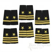 United States Navy Line Officer's Soft Epaulets
