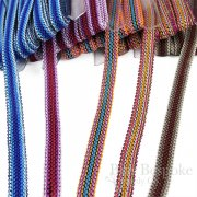 BRUNETTI Colorful & Textured Rigid Trim, Made in Spain