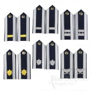 USAF Mess Dress Hard Shoulder Boards
