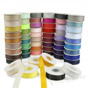 "MILLIE 1"" Grosgrain Ribbon in 60 Colors"