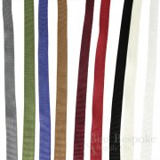 "MAGS 5/8"" Wide Stretch Grosgrain Elastic, Made in Italy"