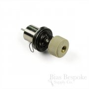 Two-Part Thread Tension Knob for Industrial Sewing Machines