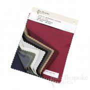 Sample Book: LANCIA Cupro Bemberg Lining, 14 Color Samples