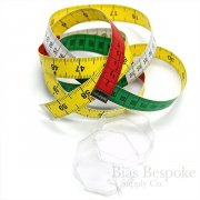 "High Quality Tape Measure, 60"", Made in Germany"