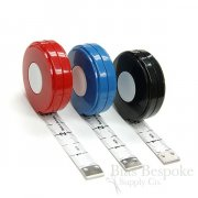 "Sturdy Retractable Tape Measures, 60"", Made in Germany"