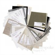 Sample Book: Bias Bespoke Interlinings with Fusibles Included, 54 Samples Total