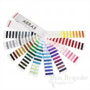 ARRAS Silky Embroidery Thread Color Card