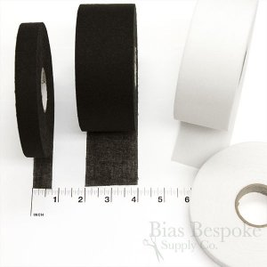 54 Yard Roll of Fusible Interfacing Tape, in 2 Widths