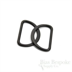 SHI 30mm Metal D-Rings, Seven Colors Available