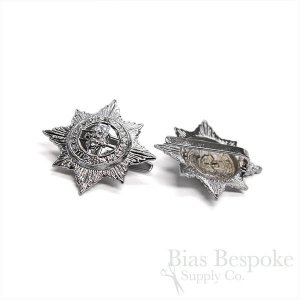 Brunswick Star Metal Cap Badge