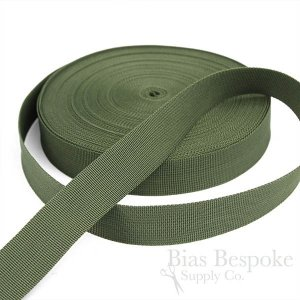 "BREA 1 1/4"" Nylon Webbing for Straps and Handles"