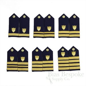 United States Coast Guard Hard Shoulder Boards