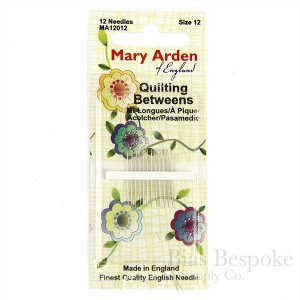 Mary Arden Quilting/Betweens Hand-Sewing Needles