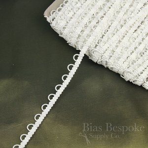 MAGGIE Rigid Loop Trim for Tiny Button Closures