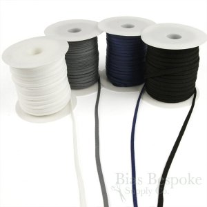 STARK Flat & Hollow Soft Elastic for Face Masks