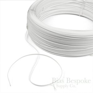 Nose Bridge Single Wire for Mask-Making