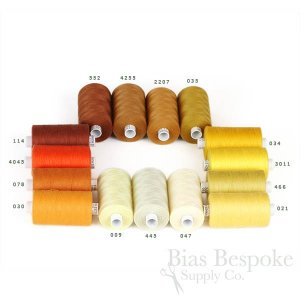 ESTER 80 All-Purpose Sewing Thread, 100% Polyester, Made in Poland