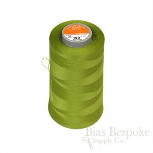 ATENA 160 Polyester Serger Thread, 5468 Yard Cone, Made in Poland